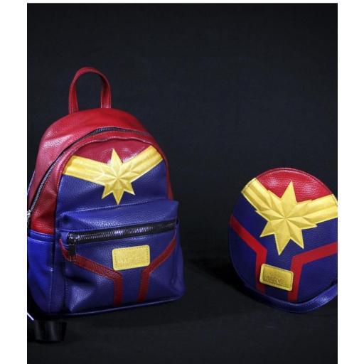 Bolso bandolera Capitana Marvel [2]