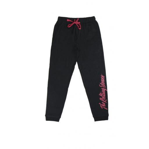 Pijama Rolling Negro [2]