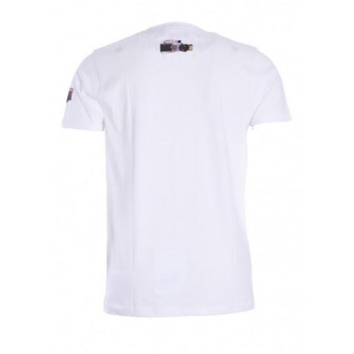 Camiseta retro camera [1]