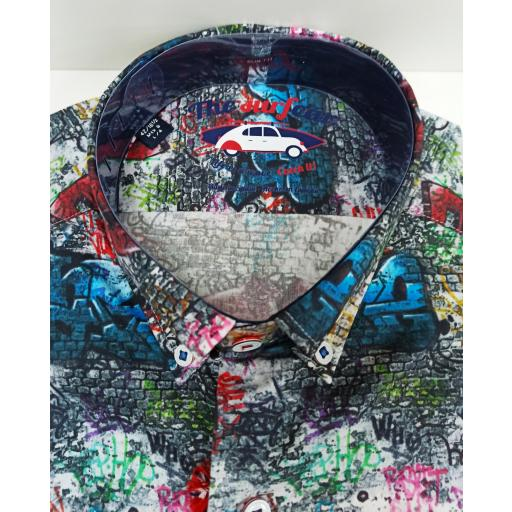 Camisa graffiti [1]