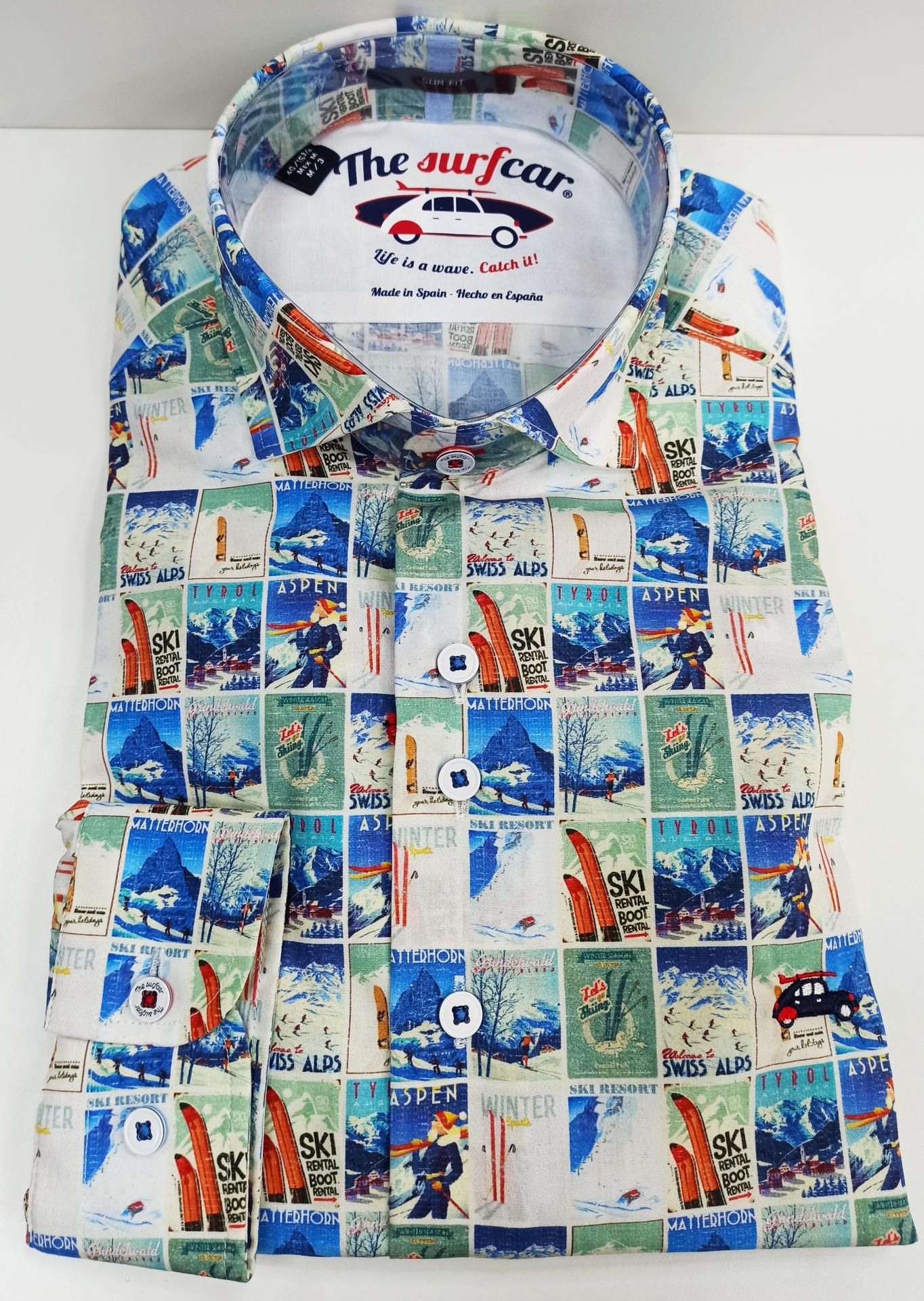 Camisa Alpine