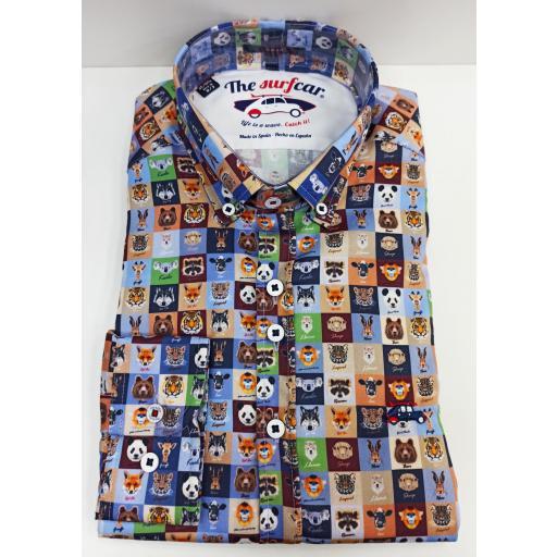 Camisa Animal