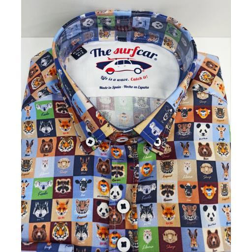 Camisa Animal [1]