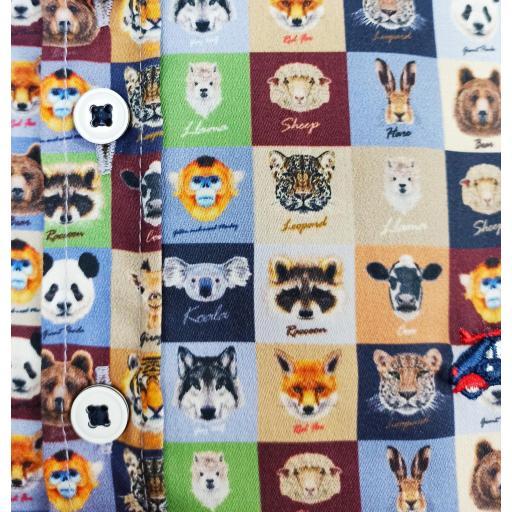 Camisa Animal [2]