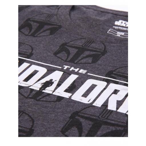 Camiseta Mandalorian [2]