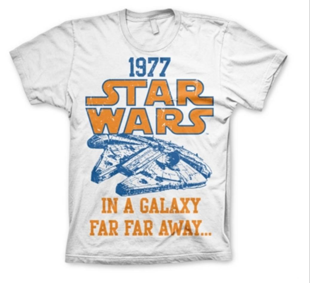 Camiseta 1977