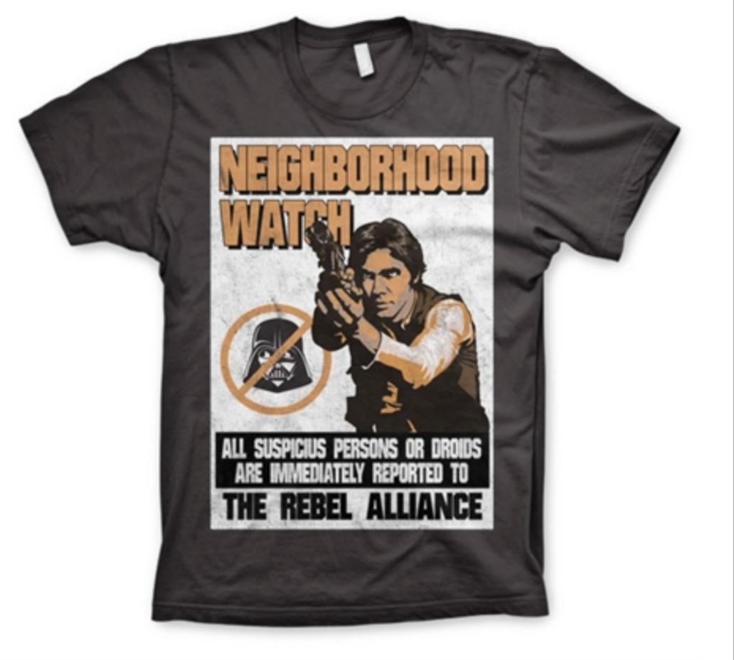 Camiseta Han Solo