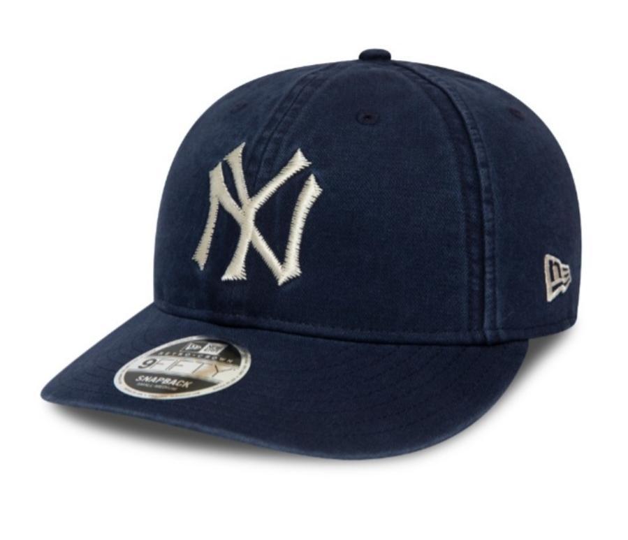 Gorra cooperstown Yankees blue