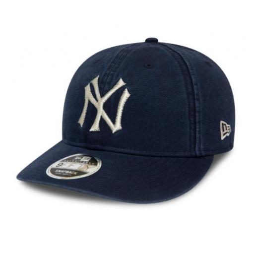 Gorra cooperstown Yankees blue