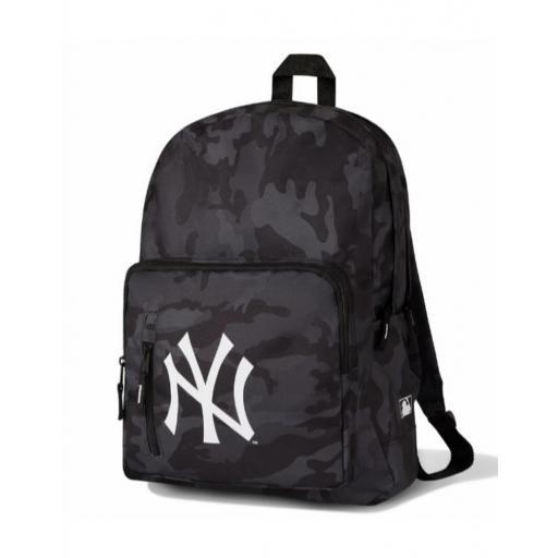 Mochila camo Yankees