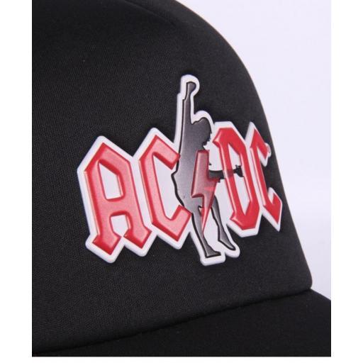 Gorra AC/DC [1]