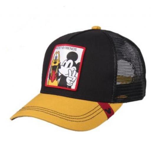 Gorra Mickey Pluto
