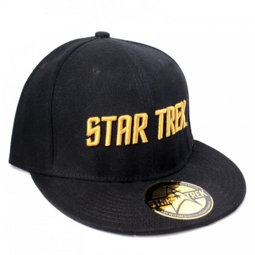 Gorra Star Trek
