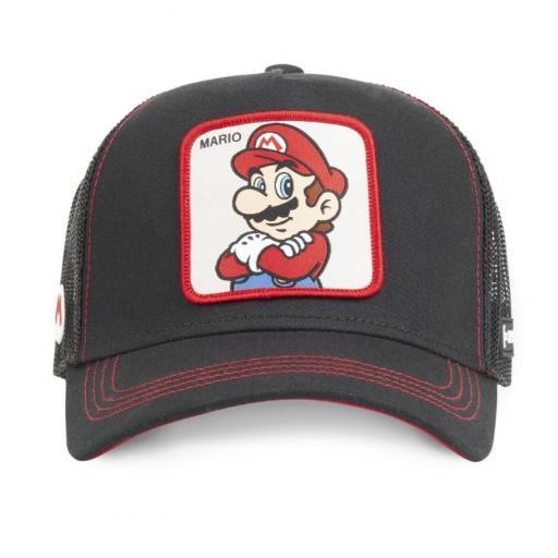 Gorra Mario Bros [0]