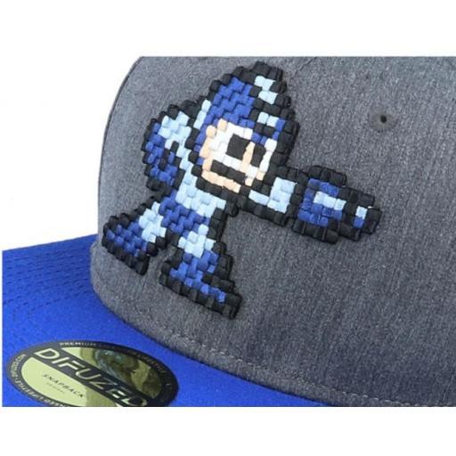 Gorra Megaman [2]