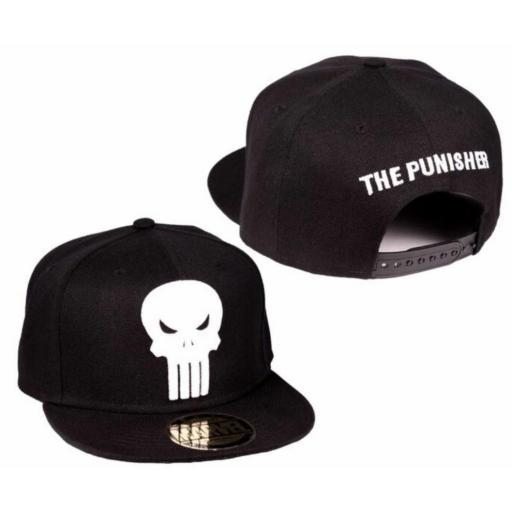 Gorra Punisher [2]