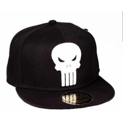 Gorra Punisher