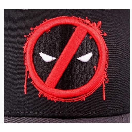 Gorra Deadpool [3]