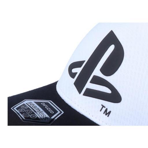 Gorra logo Psx blanca [3]