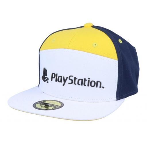 Gorra Playstation Snapback