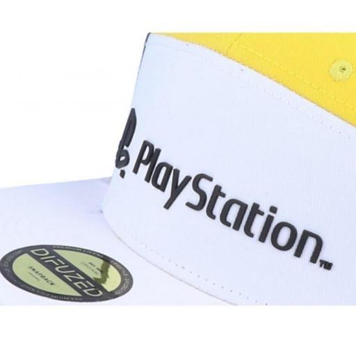 Gorra Playstation Snapback [2]