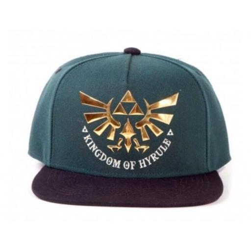 Gorra Zelda Kingdom of Hyrule
