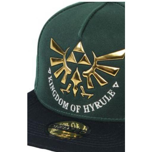 Gorra Zelda Kingdom of Hyrule [3]