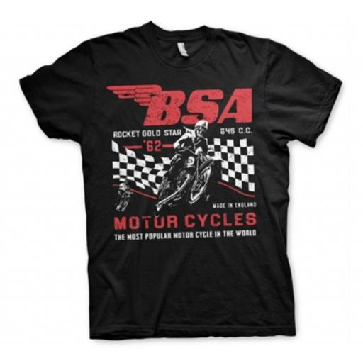 Camiseta BSA Rocket