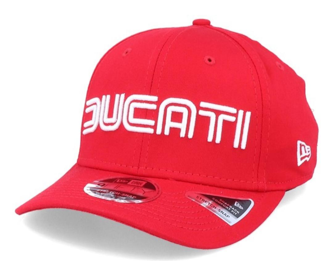 Gorra Ducati Wordmark