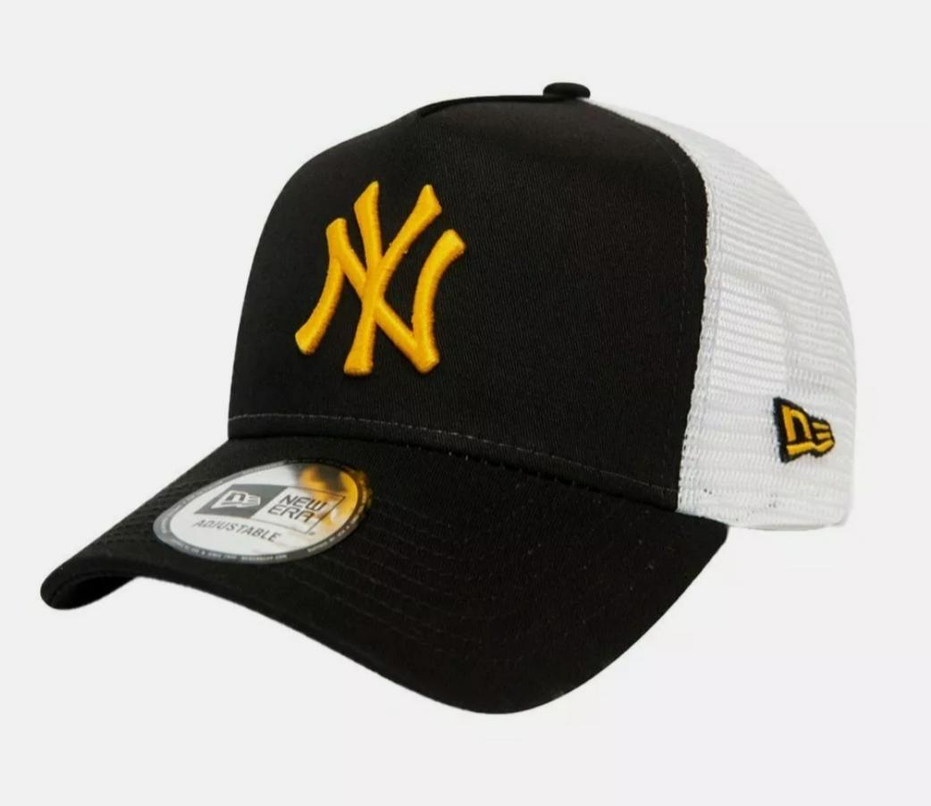Gorra Yankees trucker essential negra