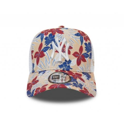 Gorra Yankees flower [1]
