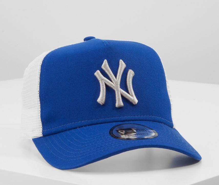 Gorra Yankees trucker essential blue