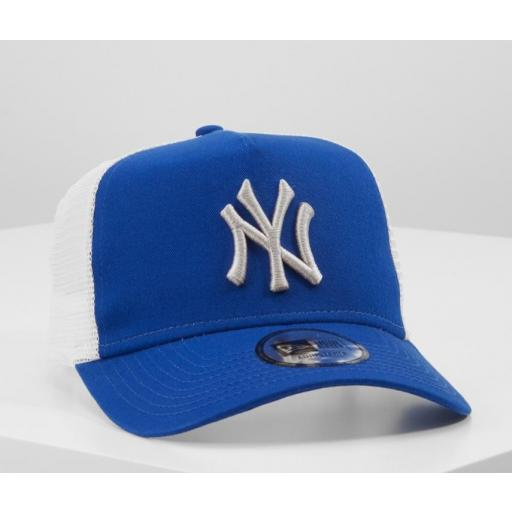 Gorra Yankees trucker essential blue