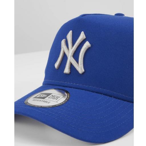 Gorra Yankees trucker essential blue [1]