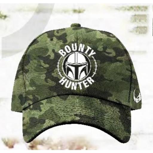 Gorra Mandalorian Bounty Hunter [1]