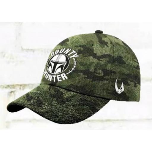 Gorra Mandalorian Bounty Hunter