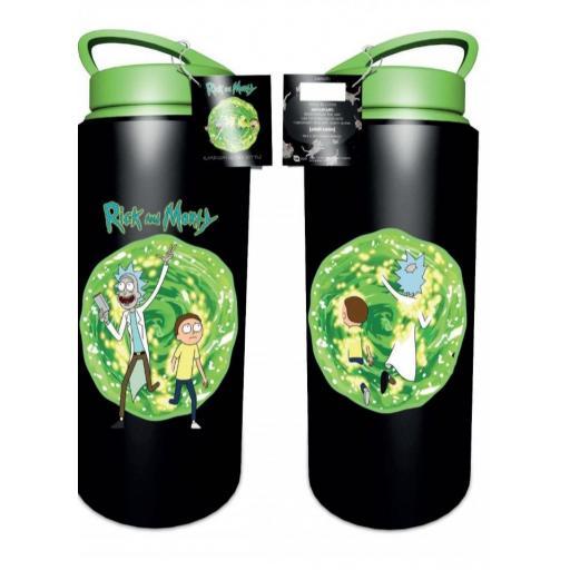 Botella Rick and Morty