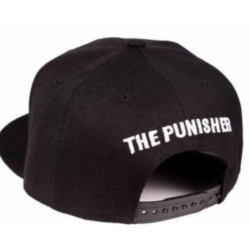 Gorra Snapback The Punisher [1]