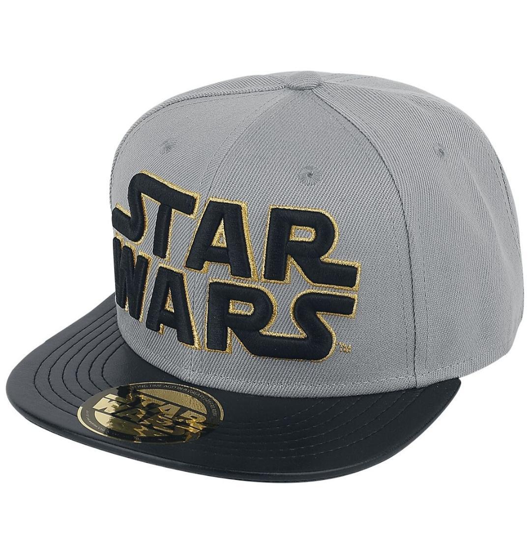 Gorra Snapback Starwars Gold