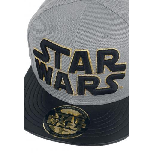 Gorra Snapback Starwars Gold [3]