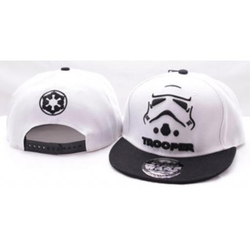 Gorra Snapback Trooper [1]