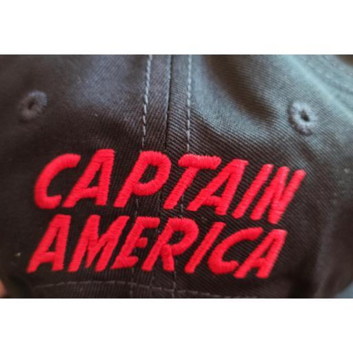 Gorra baseball Captaron America [2]