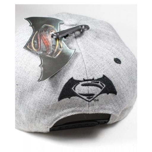 Gorra Snapback Batman vs Superman [1]
