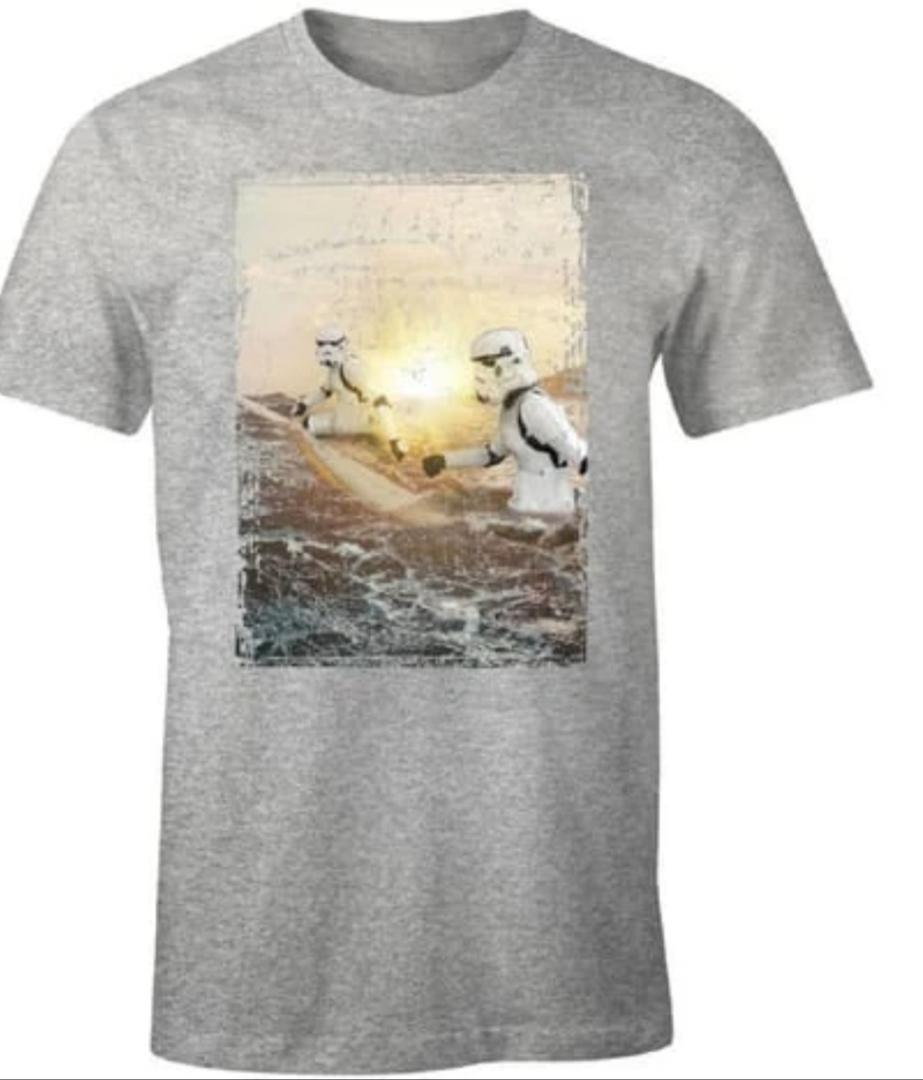 Camiseta surfing trooper