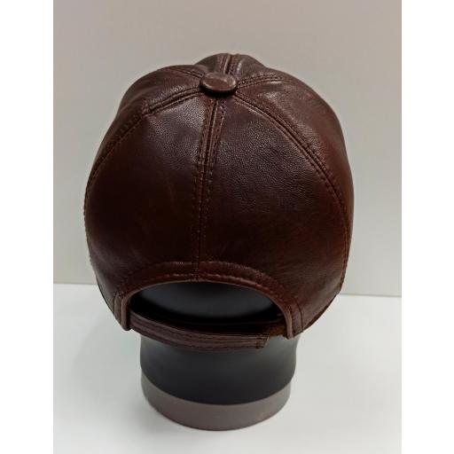 Gorra baseball Piel [2]