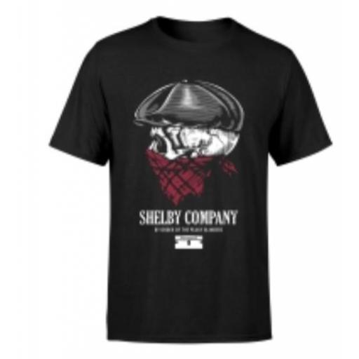 Camiseta Shelby