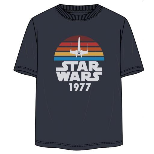 Camiseta Starwars 1977