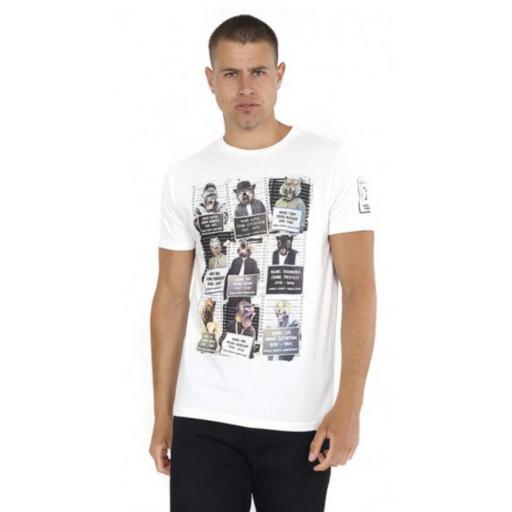 Camiseta Animal Jail