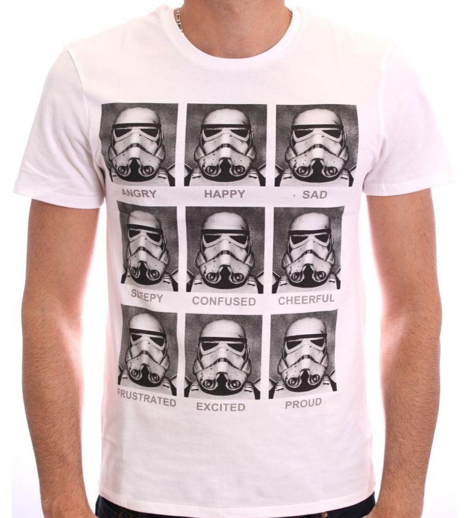 Camiseta Face Trooper
