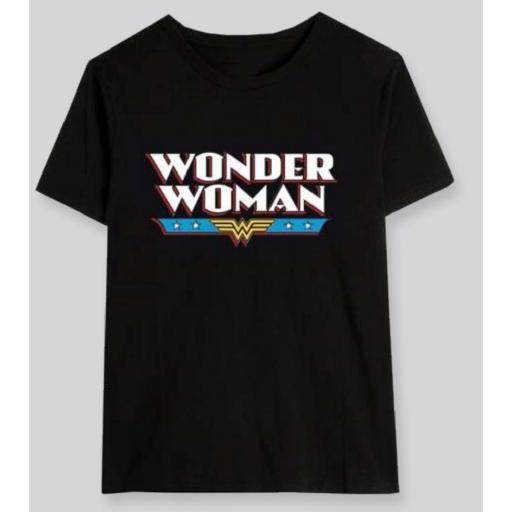 Camiseta Wonder Woman [0]
